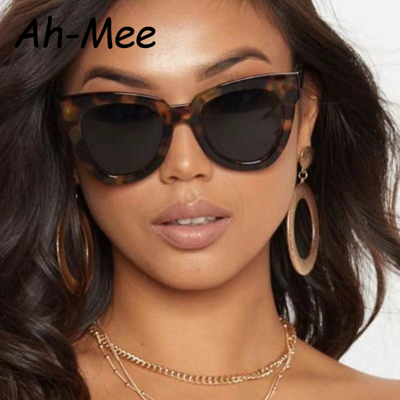 Fashion Cat eye Sunglasses Women Luxury Brand Designer Vintage Sun glasses Female Glasses For Women Gafas  de sol uv400