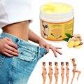 20 Вт, 30 Вт, 50 г имбиря жиросжигающий Крем антицеллюлитный всего тела уменьшая Вес потери Массажный крем для ног, обхват талии при укрепляющий...