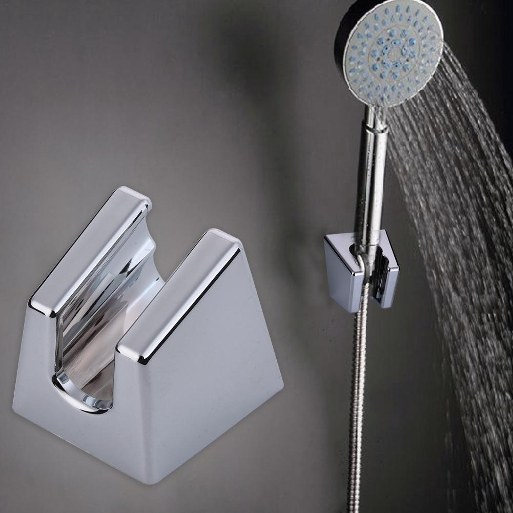 Bathroom Shower Stand Fixing Bracket Movable Activity Shower Rack Wall Mounted Bathroom Shower Holder Bathroom Accessory