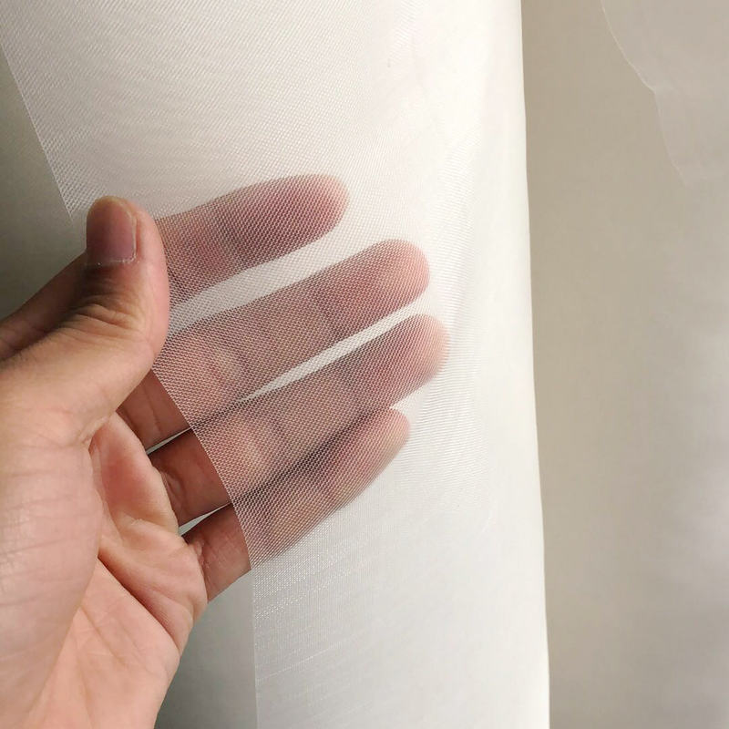 350 Mesh/In 40 Micron Gauze Water Nylon Filter Mesh Soya Bean Paint Screen Coffee Wine Net Fabric Industrial Filter Cloth