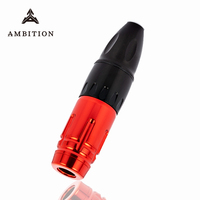 High quality Rotary tattoo pen machine all rounder lining and shading powerful brushless Motor Low vibration 9v 10000 rpm