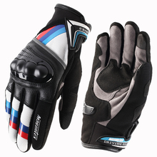 MASONTEX Wholesale Dropshipping Motorcycle Gloves Safety Comfortable Extreme Sports Guard Breathable Outdoor Race Driving Gloves