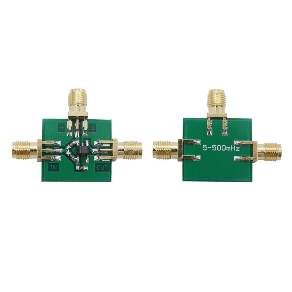 33MHz-4400MHz Simple RF Spectrum Analyzer Generator D6 V2.03B ADF4351 VFO Source