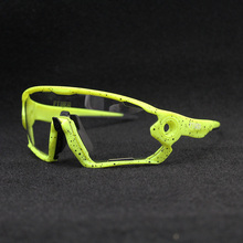Hot Sale Clear Photochromic Cycling Sunglasses Sports