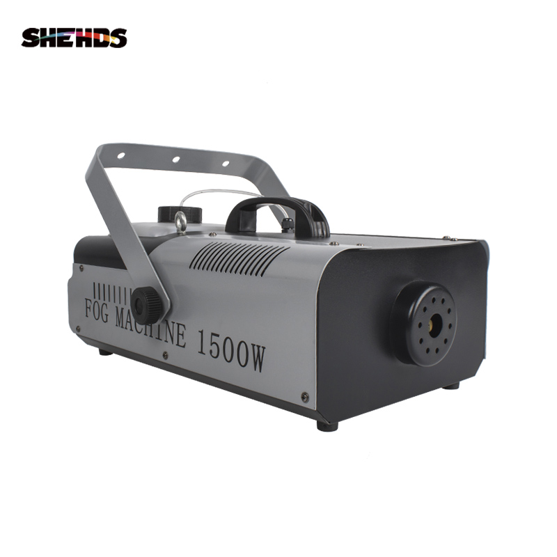 1500W Smoke Machine Stage Fog Machine For Remote And Wire Control And DMX512 Control Party DJ,SHEHDS Stage Lighting
