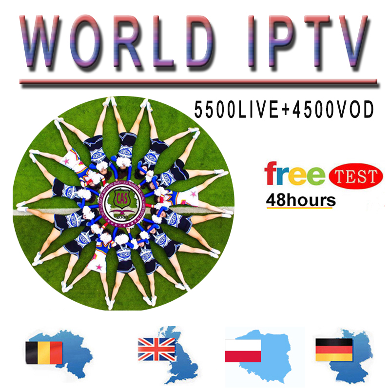 2020 Tv IPTV Subscription Arabic French UK Europe Italy Code Sports Premium Channel Code M3U Enigma2