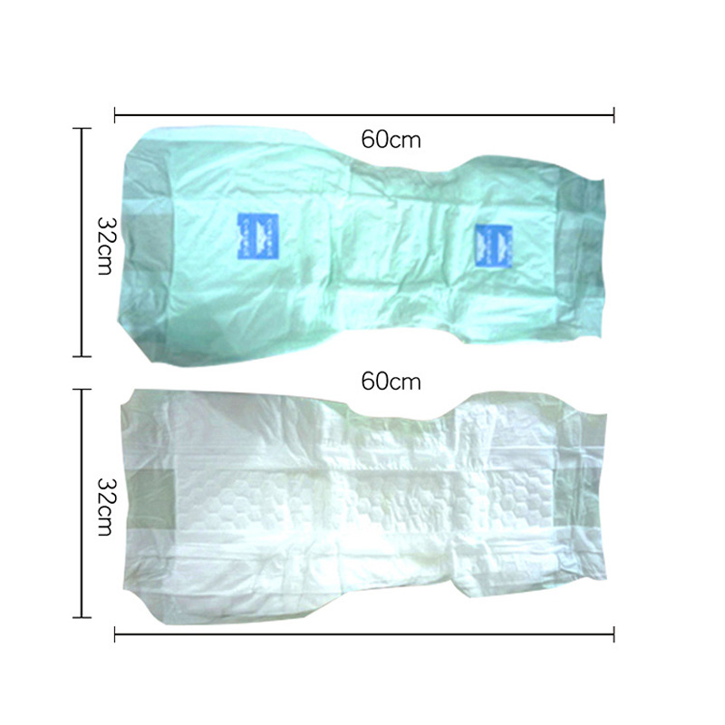 Купить с кэшбэком Adult Diaper Nursing Pad L Code For Waist Circumference 81-111cm Fast Absorption Comfortable Elderly Care Unisex -Pants 1Pcs