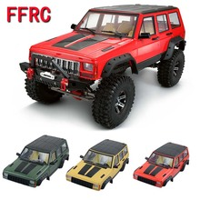 Body-Shell Car Rc Crawler Scx10-Ii 313mm Cherokee D90 1/10 Wheelbase Plastic for Axial