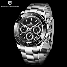 PAGANI DESIGN 2020 Automatic Watch Men Stainless Steel Water