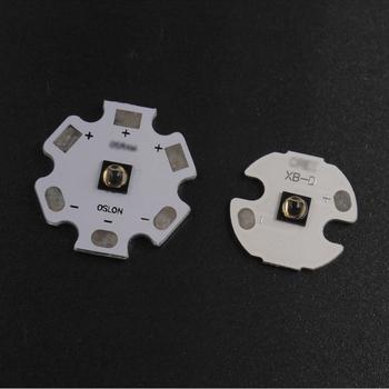 5w IR 850nm 940nm 3w led emiter podczerwieni SFH 4715AS Oslon czarna seria z 16mm 20mm aluminiowa płyta płytka drukowana tanie i dobre opinie Piłka