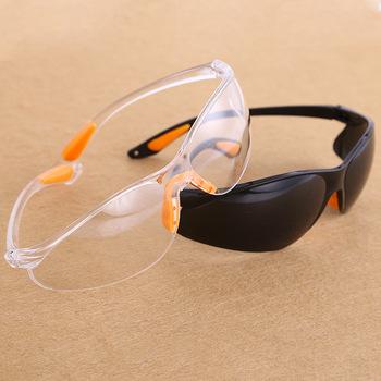 Okulary ochronne gogle ochronne przezroczyste okulary do laboratorium ochrona oczu ochrona pracy okulary ochronne okulary spawacz tanie i dobre opinie