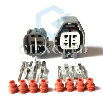 4 Pin 6189-0629/90980-11028 6188-0517/90980-11027 автомобильный разъем для Toyota 1JZ-GTE 2JZ-GTE кислородный датчик розетка на перегородке