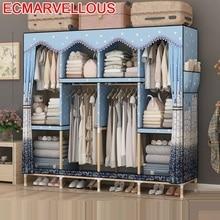 Armadio Armoire Rangement Armario Dresser Closet Storage Bedroom Furniture Cabinet Guarda Roupa Mueble De Dormitorio Wardrobe
