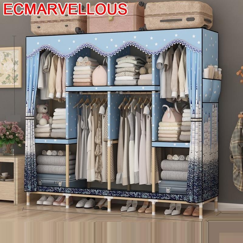 Armadio Armoire Rangement Armario Dresser font b Closet b font Storage Bedroom Furniture Cabinet Guarda Roupa