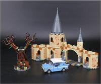 Fit Movie Whomping Willow Set Building Blocks Bricks Kids Toys Christmas Gifts Model