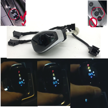 DSG A posizione del Cambio di colore del LED display Gear Pomello del cambio Leva Del Cambio di Pallamano Per Skoda Octavia superb Yeti per passat b8 Golf 7