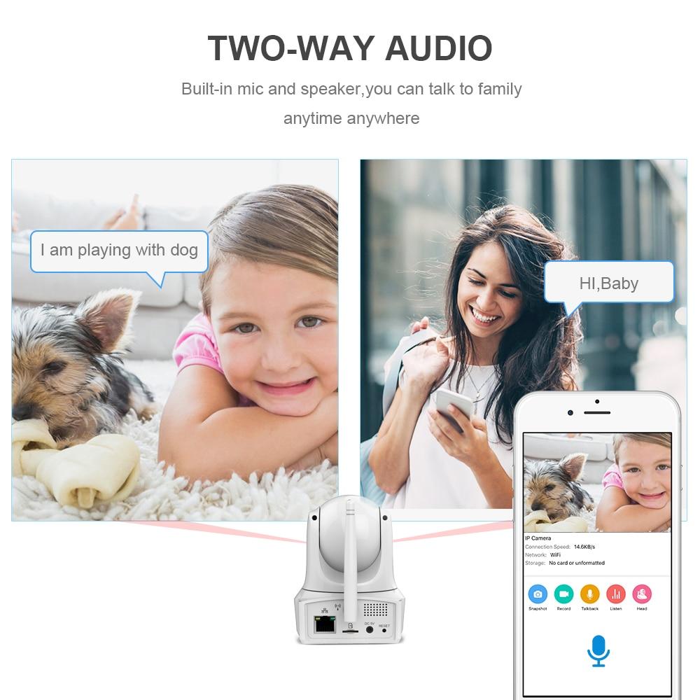 VStarcam 720P Sicherheit IP Kamera Wifi IR Nachtsicht Audio Aufnahme - Schutz und Sicherheit - Foto 3