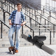 High Quality Durable ABS Electric Scooter Handlebar Handrail Faucet Kit For XiaoMi Ninebot Es1 Es2 Es4 Armrest Electric Scooter electric scooter silicone handlebar grip handle protective cover for ninebot es1 es2 es3 es4