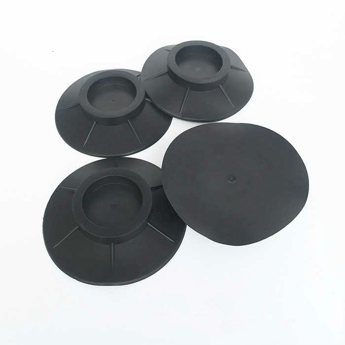 General Purpose Cushion Roller Shockproof Fixed Washing Machine Base Rubber Non-slip Shock Door Mat Sound Insulation