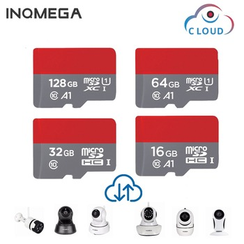INQMEGA SD Card Wifi Cam Home Security surveillance Baby monitor IP Camera Storage Card image