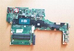Alta qualidade 827025-001 para dla hp probook 450 470 g3 portátil placa-mãe 827026-601 da0x63mb6h1 SR2EZ I7-6500U ddr3