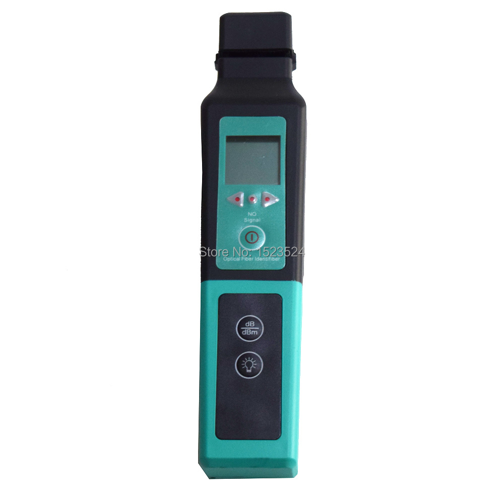 AUA-40 Handheld Optical Fiber Identifier Identificador De Fibra With 4 In 1 Fixure