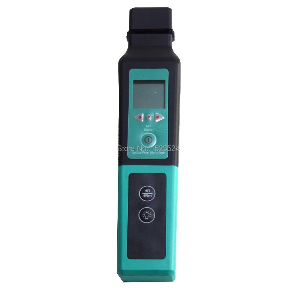 KFI-40 Handheld Optical Fiber Identifier Identificador De Fibra With 4 In 1 Fixure