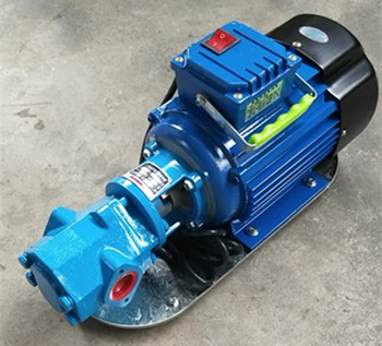WCB gear pump portable gear pump pumping pump diesel pump hydraulic pump wcb-30 / 75 / 50 / 100