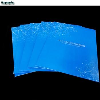 FEP Film For Photon Mono X Resin 3D printer 280x200mm SLA/LCD FEP Sheets 0.15mm FEP Film ForDuplicator D8 Ld-003 8.9 inch lcd