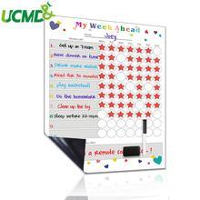 Магнитный детский график доска для вознаграждения таблица ответственности