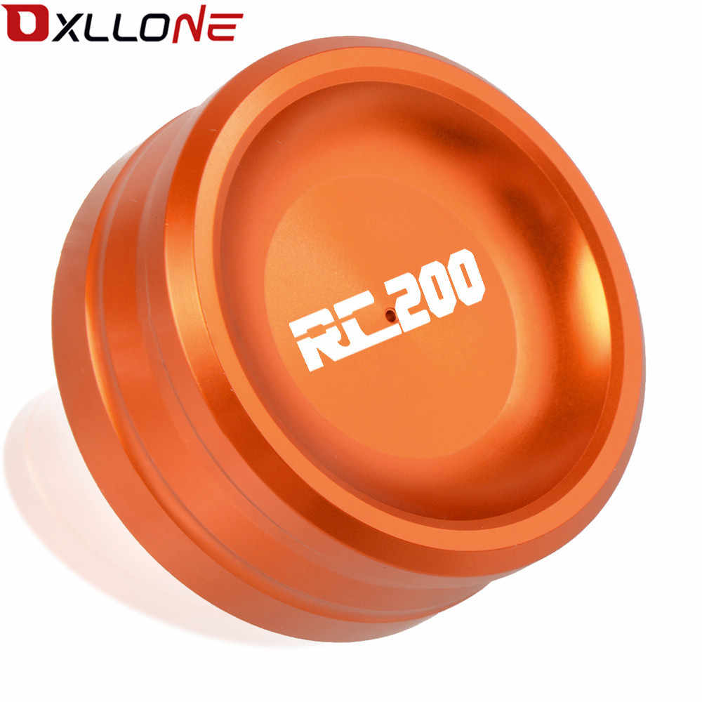 Oil Cap Engine Oil Filter Cover Cap Mugen Power Oil Cap Oil Fuel Filter Racing Engine Tank Cap Cover FOR  KTM RC 200 all year