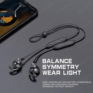 Image 2 - Langsdom Metall Bluetooth Kopfhörer L5B Stereo Wireless gaming headset Bluetooth sport Kopfhörer L5 mit HD Mikrofon für handys