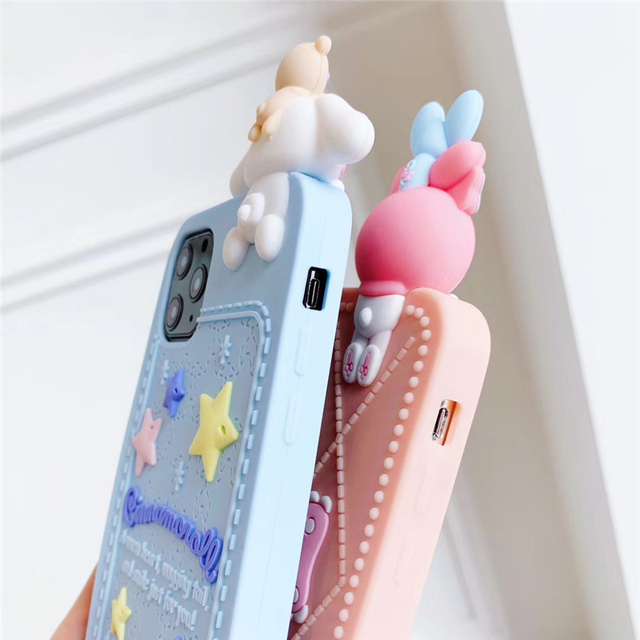 Japan Cartoon Cute cat My Melody Case for iphone