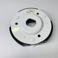 GY6 clutch pads for GY6125 GY6150 LF150T LIBERTY 157QMB 157QMJ 152QMI racing transmission tuning upgrade clutch parts