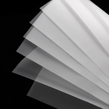 Translucent Tracing Paper Sulfuric Acid Papers Copybook Calligraphy Tracing Paper Drawing Tissue Papers A3/A4 20/50/100 Sheets