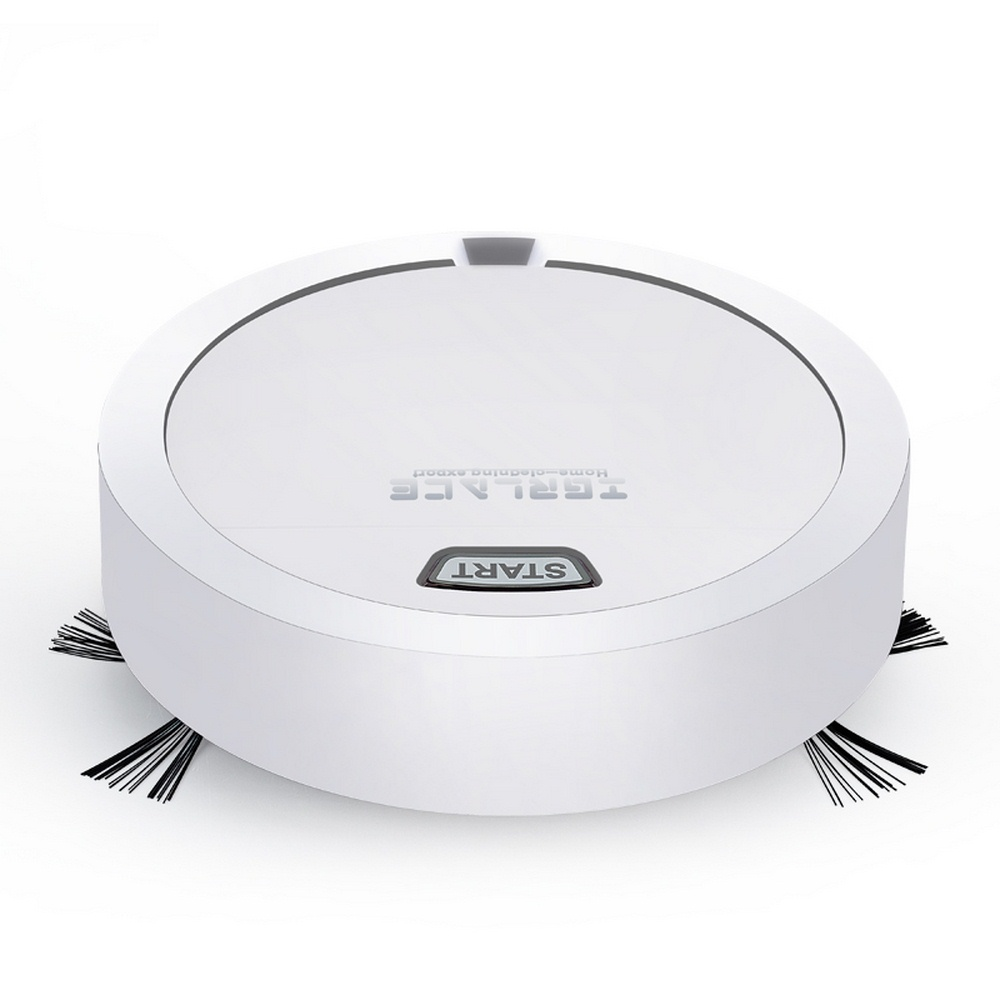 Automatic Robot Vacuum Cleaner Sweep Wet Mop Sweeping Dust Sterilize Smart Planned Remote Control Charging Type Sweep Machine