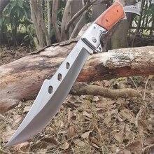 سكين جيب قابل للطي 8CR13MOV سكاكين تكتيكية قتالية EDC أدوات متعددة جيدة للصيد والتخييم والبقاء في الهواء الطلق كل يوم