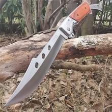 Folding Pocket Knife 8CR13MOV Combat Tactical Messen Edc Multi Gereedschap Goed Voor Jacht Camping Survival Outdoor Alledaagse Carry