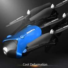 Hot BIG SALE WIFI FPV W/ Camera Altitude Hold One Key Return Foldable Arm RC Quadcopter Drone(China)