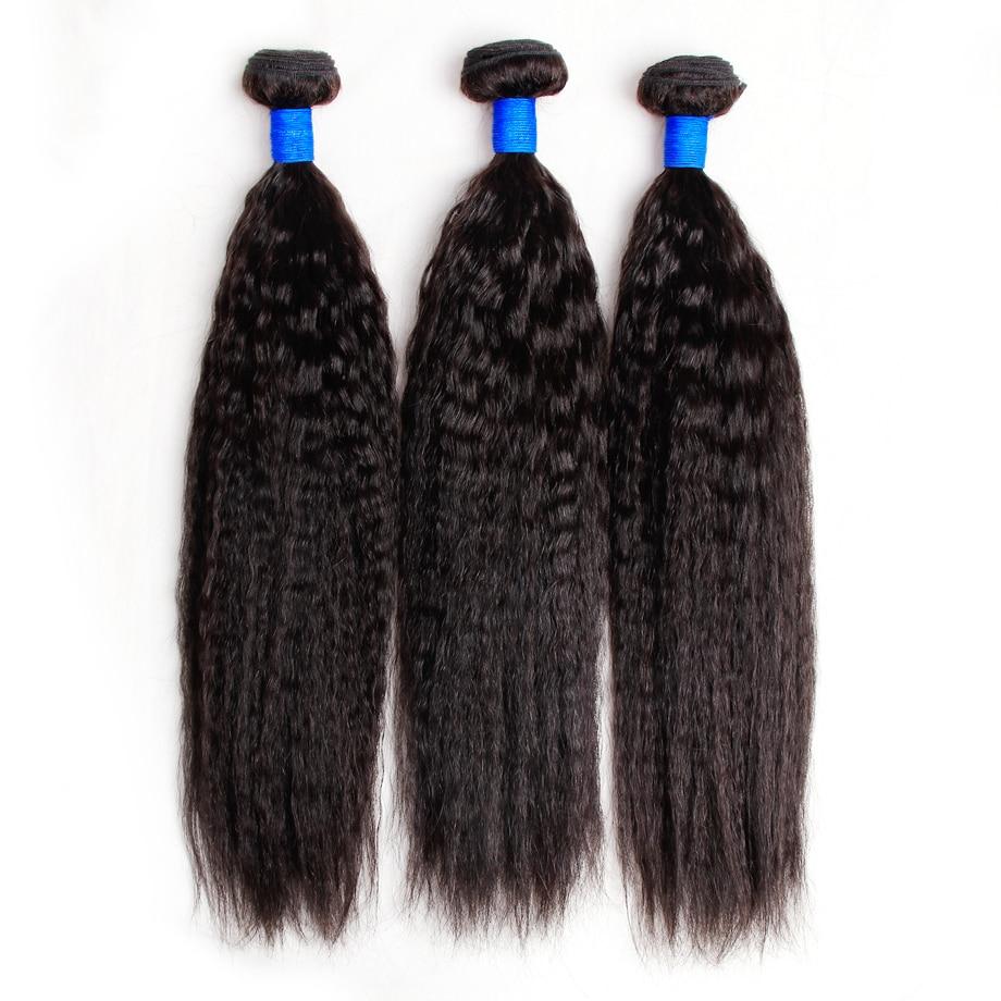 Kinky Straight Bundles    Bundles Natural Color  Hair s Double Wefts Gabrielle 5