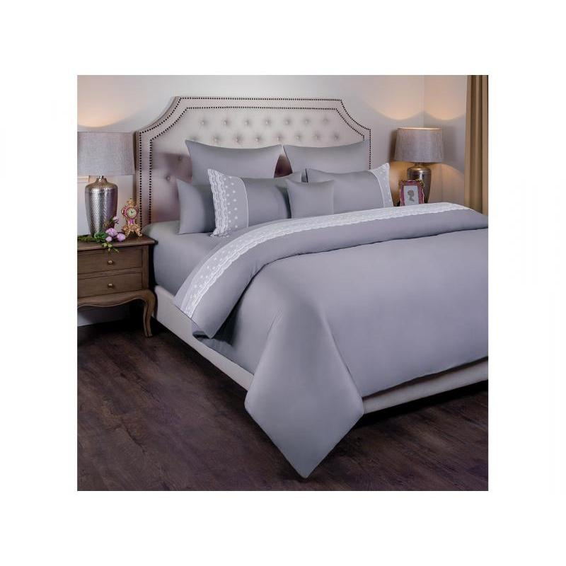 Bedding Set double-euro SANTALINO, Chantilly, Gray
