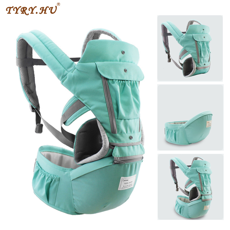 TYRY.HU Ergonomic Baby Carrier infant baby hipseat carrier Kangaroo Bag for Hipseat Front Facing Baby Holder Baby Waist Carrier