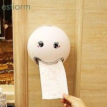 Милый мультяшный держатель для бумажных полотенец кухни ванной