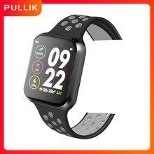 F8 pro esporte relógio inteligente ip67 à prova dip67 água 15 dias de longa espera freqüência cardíaca pressão arterial smartwatch suporte ios android pk s226