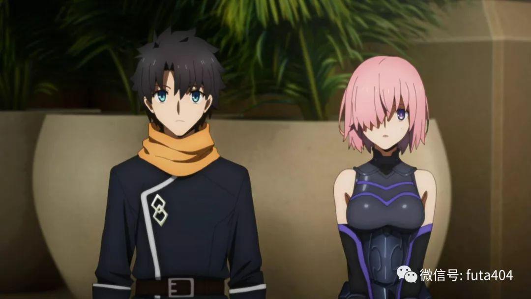 """碧蓝航线 Fate Grand Order动画简评!""""云股东,不,都是氪金母猪而已!"""" Fate Grand Order 动漫简评 第16张"""