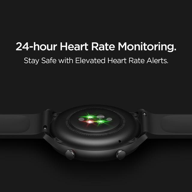 2021 novo amazfit gtr 2e smartwatch 1.39 amamamoled sono qualidade monitoramento 5 atm relógio inteligente para andriod para ios 5