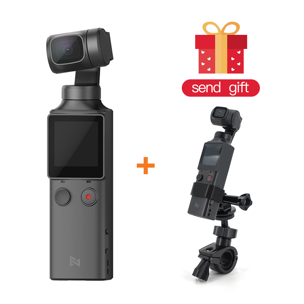 FIMI PALM 3-Axis 4K HD Handheld Gimbal Camera Stabilizer 128° Wide Angle Smart Track Built-in WiFi FIMI Handheld Camera