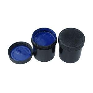 Image 4 - Recambio de película seca PCB, 1 botella, fotoresist, pintura de tinta azul Anti grabado para bricolaje