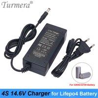 14.6V 3A LiFePO4 charger 4Series 12V 3A Lifepo4 battery charger 14.4V battery smart charger For 4S 32650 32700 LiFePO4 Battery