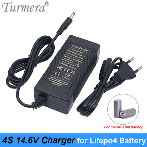 14.6V 3A LiFePO4 charger 4Series 12V 3A Lifepo4 battery charger 14.4V battery smart charger For 4S 32650 32700 LiFePO4 Battery(China)